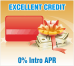 zero percent credit cards