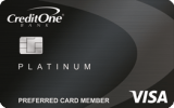 Credit One Bank®: Credit One Bank® Platinum Visa® for Rebuilding Credit
