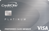 Credit One Bank®: Credit One Bank® Cash Back Rewards Credit Card