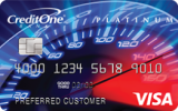 Credit One Bank®: Credit One Bank® Visa® Credit Card with Cash Back Rewards