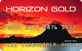 Horizon Card Services: Horizon Gold