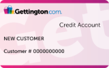 WebBank: WebBank/Gettington Credit Account