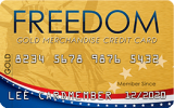 Horizon Card Services: Freedom Gold Card