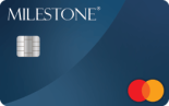 The Bank of Missouri: Milestone® Mastercard® with Choice of Card Image at No Extra Charge