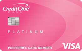 Credit One Bank®: Credit One Bank® Unsecured Visa® for Rebuilding Credit