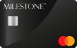 The Bank of Missouri: Milestone® Mastercard® - Less Than Perfect Credit Considered