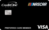 Credit One Bank®: Credit One Bank® NASCAR® Visa® Credit Card