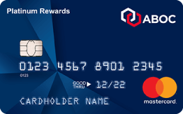 Amalgamated Bank of Chicago: Amalgamated Bank of Chicago Platinum Rewards Mastercard® Credit Card