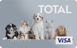 The Bank of Missouri: Total Visa® Unsecured Credit Card