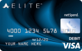 Ace Cash Express: Blue ACE Elite™ Visa® Prepaid Debit Card