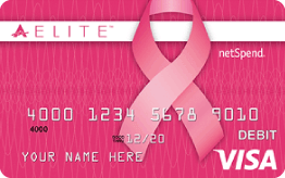 Ace Cash Express: Pink ACE Elite™ Visa® Prepaid Debit Card