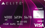 Ace Cash Express: Purple ACE Elite™ Visa® Prepaid Debit Card